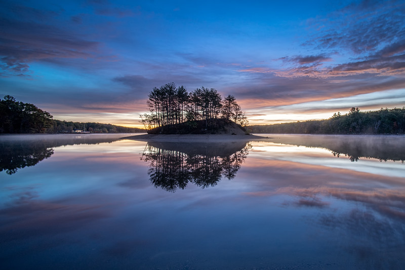 Morning Glory - Hopkinton State Park - Tom Sloan