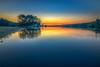 Blue Sky Sunrise - Hopkinton State Park