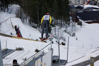 Jumping K-105 Sunday - Magnus H Moan