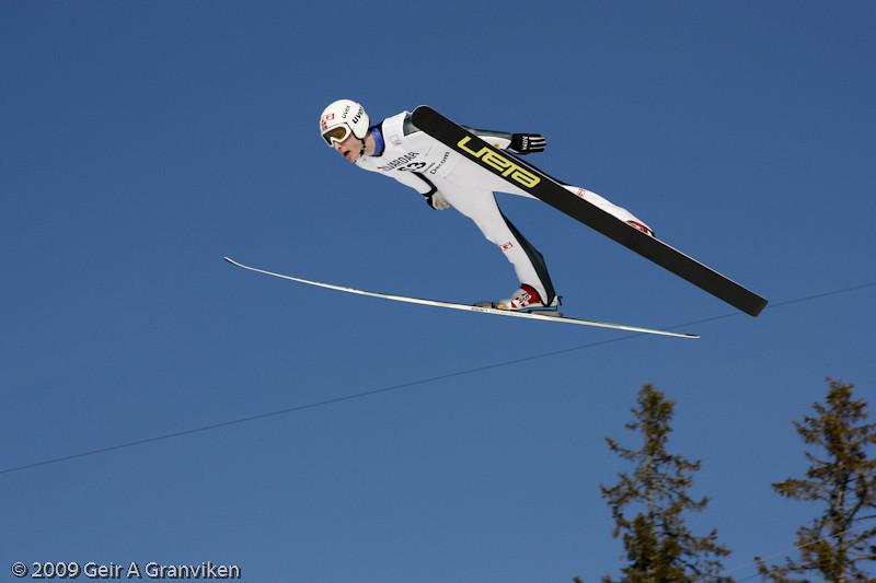 Johan Remen Evensen (Sunday 2nd round)