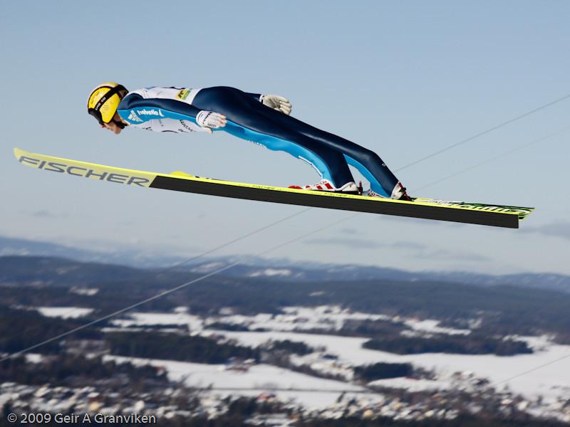 Andreas Kuettel (Sunday 1st round)