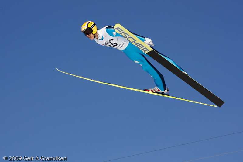 Andreas Kuettel (Sunday 2nd round)