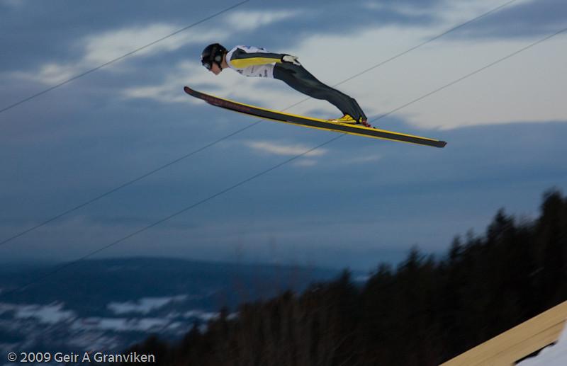 Lindsey Van (trial jumping Friday)