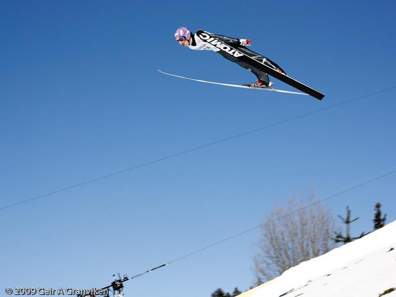 Martin Schmitt (Sunday 1st round)