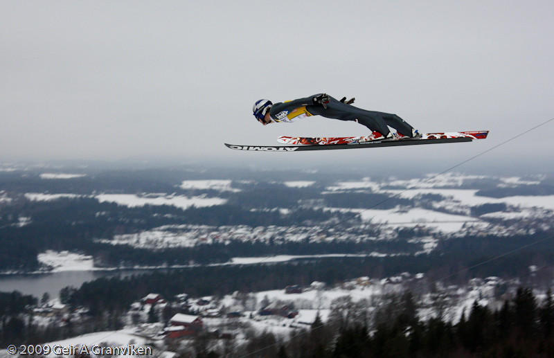Thomas Morgenstern (team contest Saturday 2nd round)