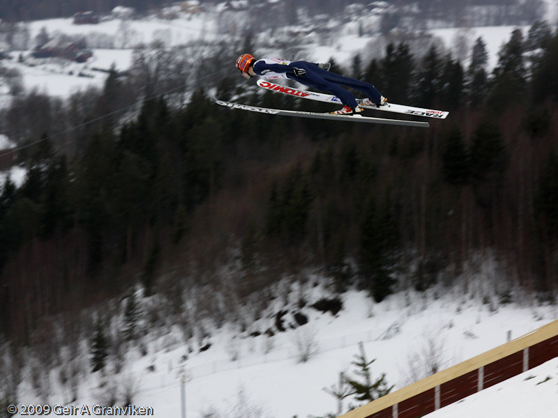 Matti Hautamaeki (team contest Saturday 2nd round)