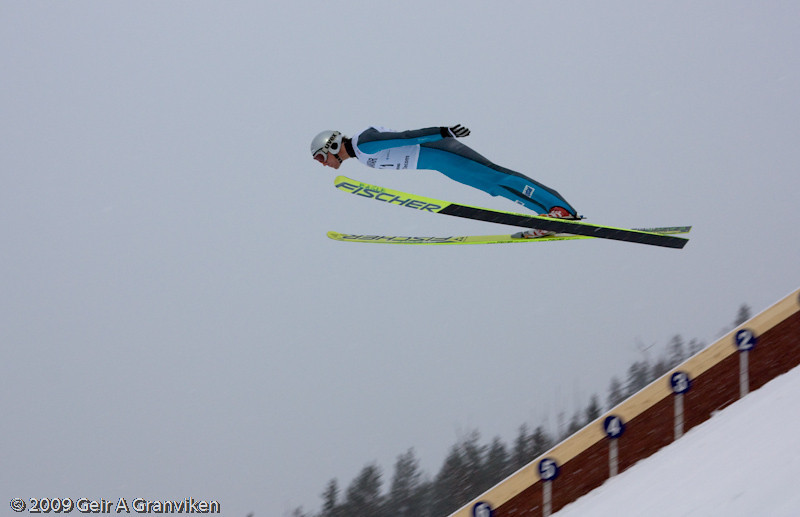 Kristian Kind Olsen, Vikersund IF