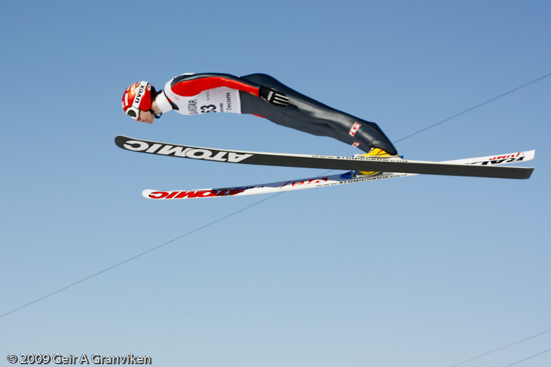Anders Bardal (Sunday 1st round)