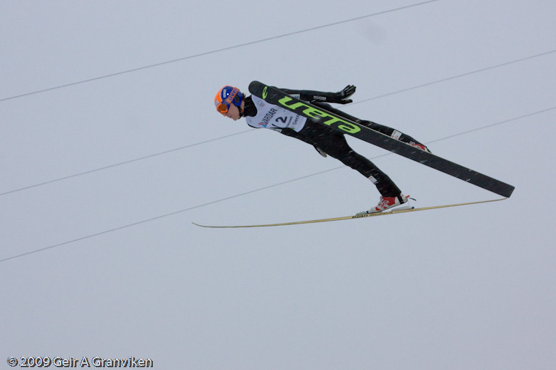 Jan Ottar Andersen, Eggedal IL / Flying Team Vikersund, Norway
