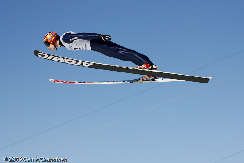 Matti Hautamaeki (Sunday 1st round)