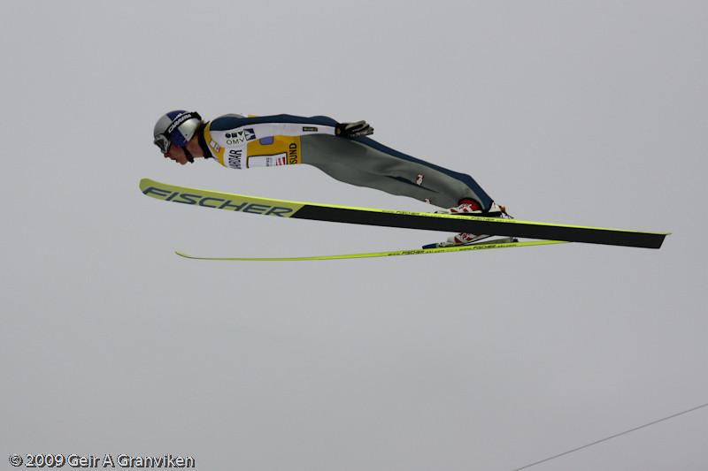 Gregor Schlierenzauer (team contest Saturday 2nd round)