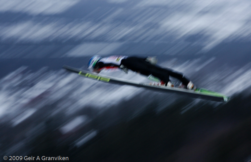 Jakub Janda - I know, very unsharp, but I kind of liked it anyway... (team contets Saturday 1st round)