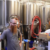 Joel Ford Assistant brewer Threes Brewery