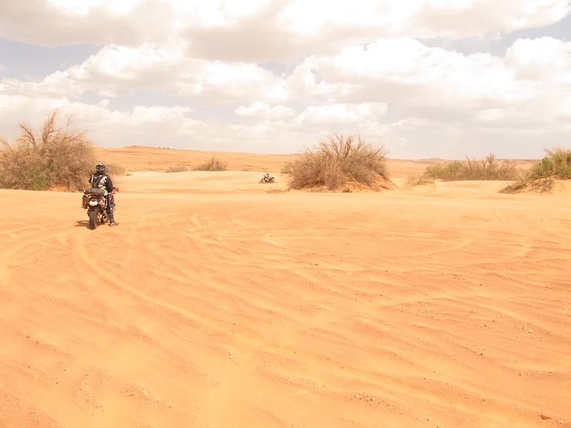 Sand Dunes, Moab, Utah
