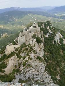 Chateau Peyrepertuse, PO, France