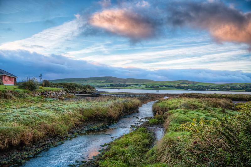 Stream to Dingle Bay