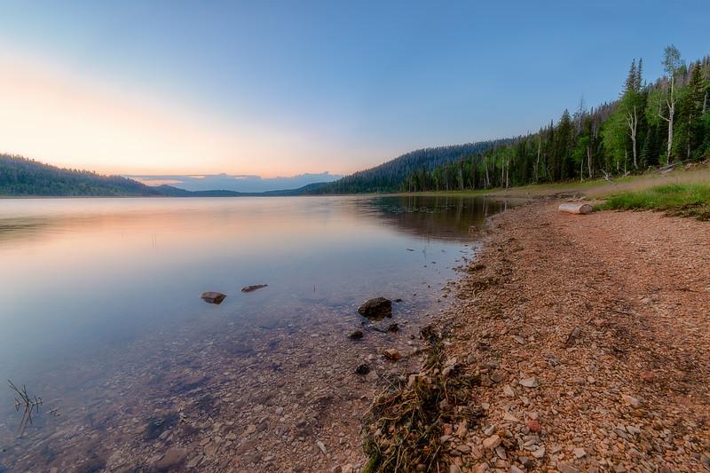 Navajo Lake Before Dawn