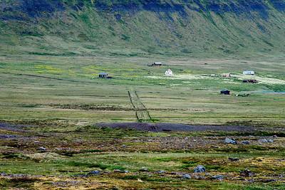 Sýsluvegurinn að Sæbóli í Aðalvík