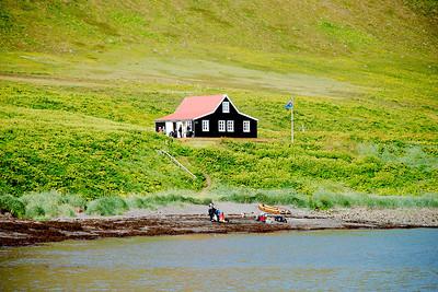 Aðalvík - Sæból. Bólið. 2012.