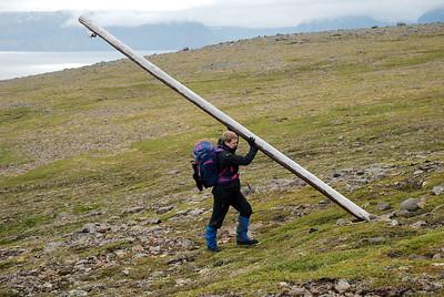 Sturla hyggst koma að nýju á talsímasambandi milli Hesteyrar og Sæbóls.