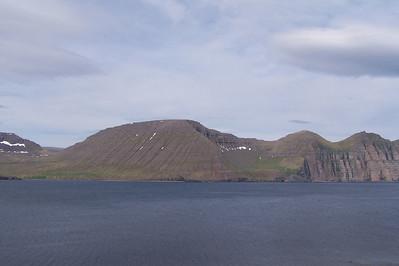 Rekavík bak Höfn, Rekavíkurfjall og Hvannadalur