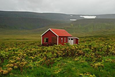 Aðalvík - Stakkadalur. 2010.