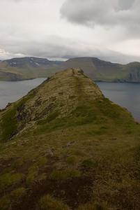Slóðinn á Miðfellinu
