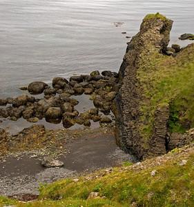 Á leið út Rekavík
