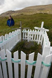Leiði Hallvarðar Hallssonar