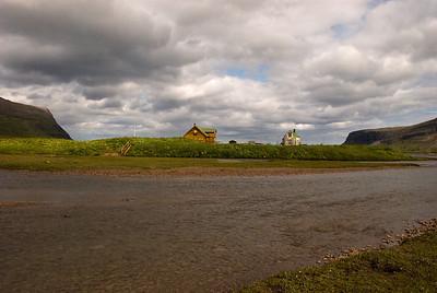 Húsin í Fururfirði