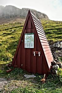Kamarinn í Hrafnfirði.