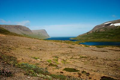 Rekavík bak Látur