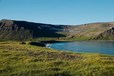 Tunguhorn, Tungudalur og Nónfell.
