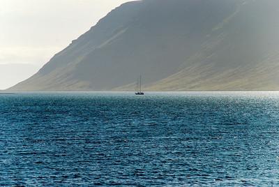 Í Veiðuleysufirði.