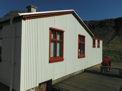 Stíghús á Horni í Hornvík