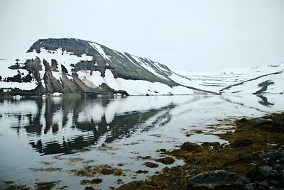 Lónhorn i Veiðuleysufirði