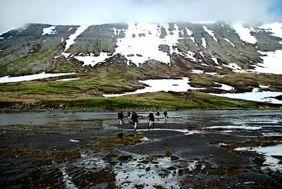Í Veiðileysufirði