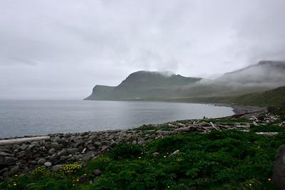 Horn, Ystidalur, Miðfell, Miðdalur, Múlí og Innstidalur