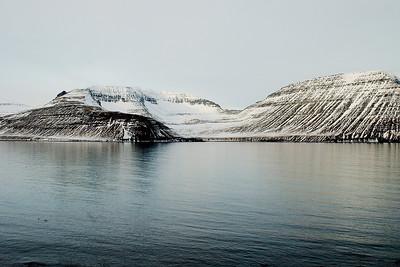 Darri, Rekavík bak Höfn, Atlaskarð og Rekavíkurfjall