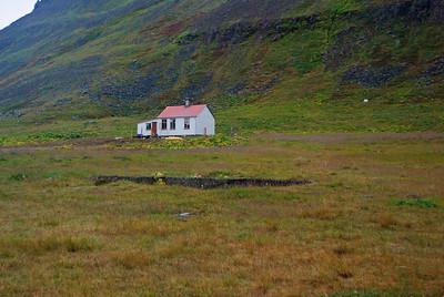 Aðalvík - Látrar. Jaðar. 2010.