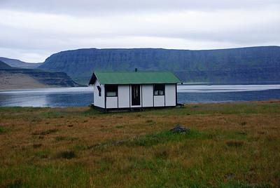 Aðalvík - Látrar. Beggubúð. 2010.