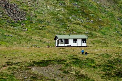 Aðalvík - Látrar. Beggubúð. 2012.