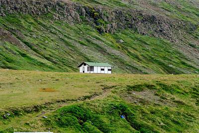 Aðalvík - Látrar. Beggubúð. 2013.