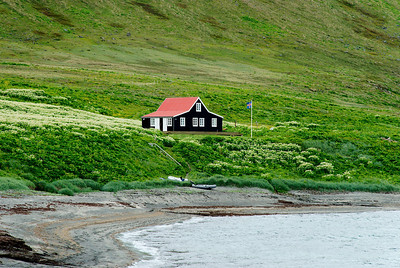 Aðalvík - Sæból. Bólið. 2013.