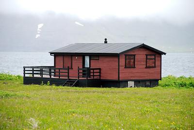 Aðalvík - Sæból. Borg. 2013.