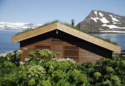 Aðalvík - Sæból. Fjósatunga 2014.