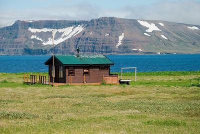 Aðalvík - Sæból. Borg 2013.