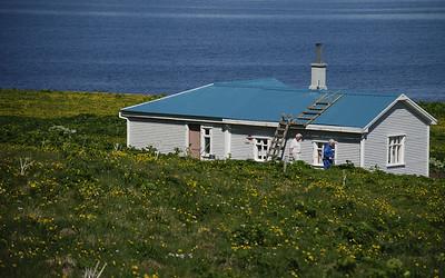 Aðalvík - Sæból. Móhúsið 2014.