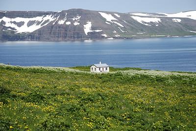 Aðalvík - Sæból. Ystibær 2014.