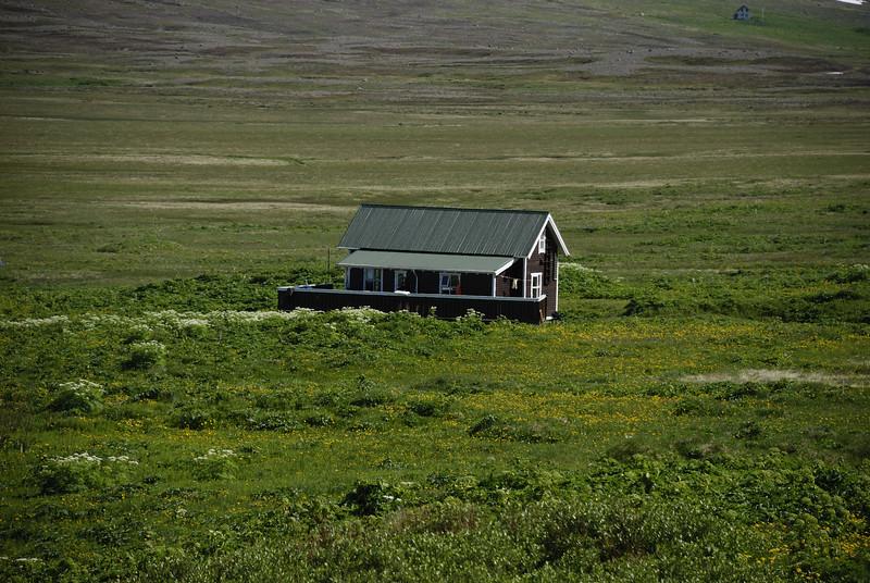 Aðalvík - Sæból. Hjálmfríðarból 2014.